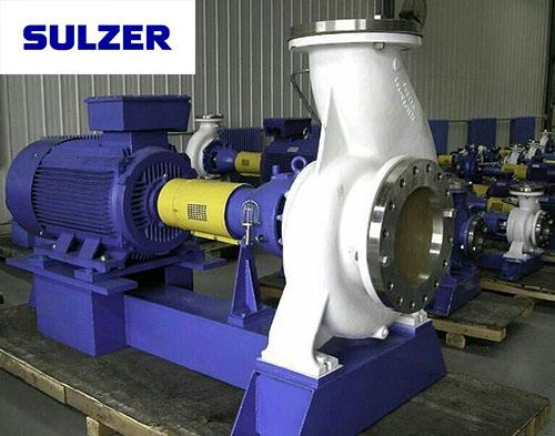 苏尔寿水泵材料